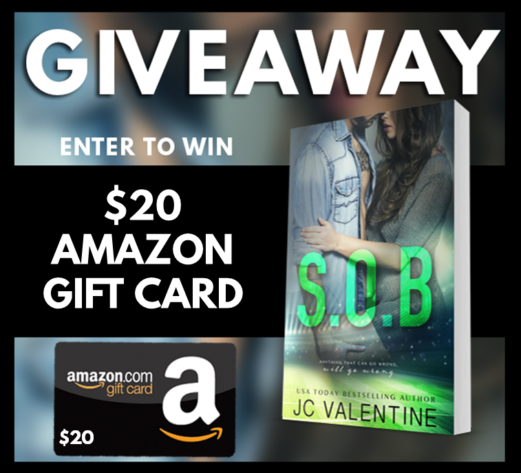 SOB Reveal Giveaway Graphic