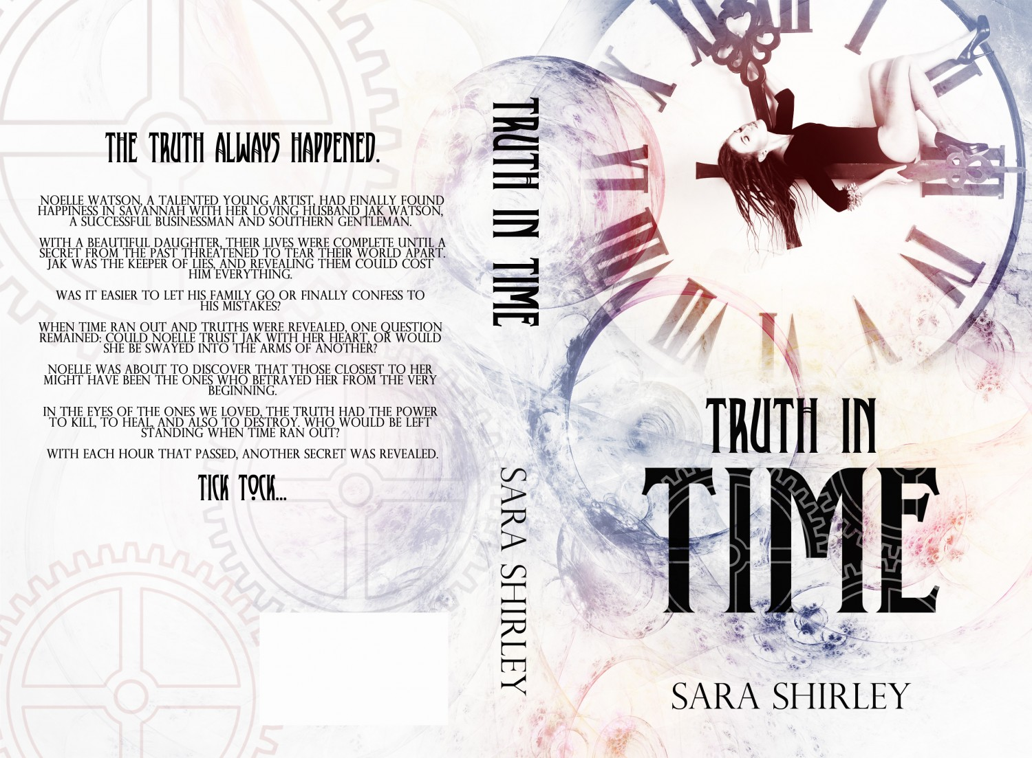 Truth In Time Full Jacket Cover