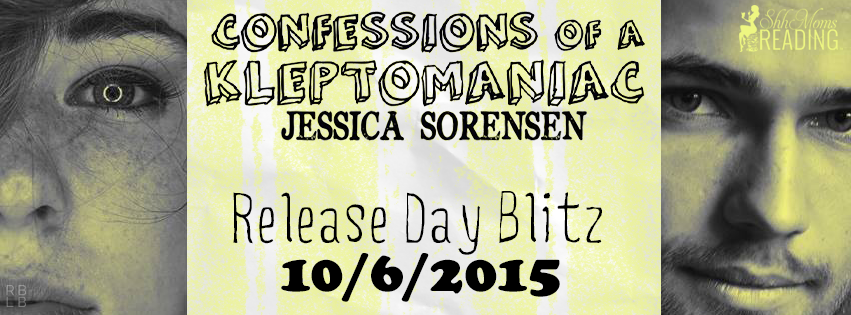 confessions of klepto banner