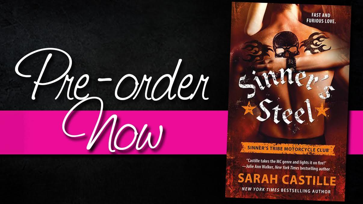 sinner's steel pre-order