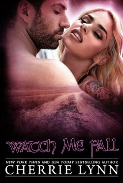 Cover Reveal: Watch Me Fall by Cherrie Lynn
