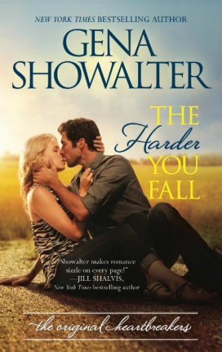 Release Day Blitz: The Harder You Fall (The Original Heartbreakers #3) by Gena Showalter