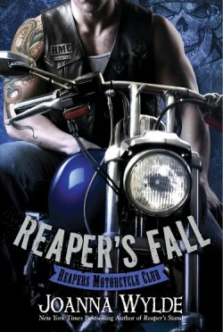 Release Day Blitz & Giveaway: Reaper's Fall (Reapers MC #5) by Joanna Wylde
