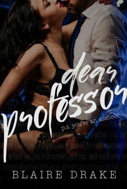 Excerpt Reveal: Dear Professor by Blaire Drake
