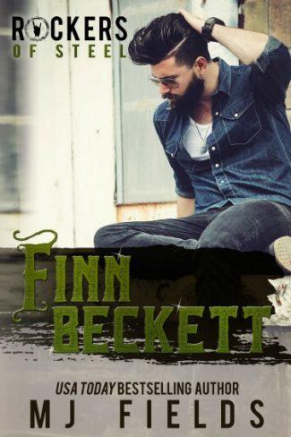 Release Day Blitz: Finn Beckett (The Rockers of Steel #2) by M.J. Fields
