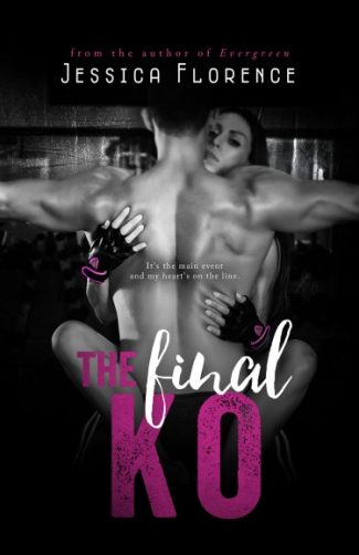 Cover Reveal & Giveaway: The Final KO by Jessica Florence