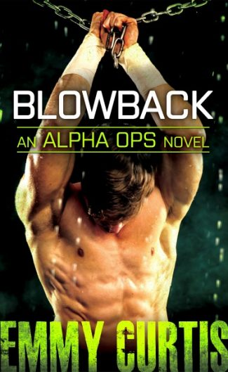 Release Day Blitz: Blowback (Alpha Ops #4) by Emmy Curtis