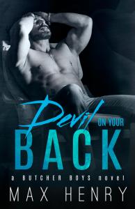 Devil on Your Back Cover