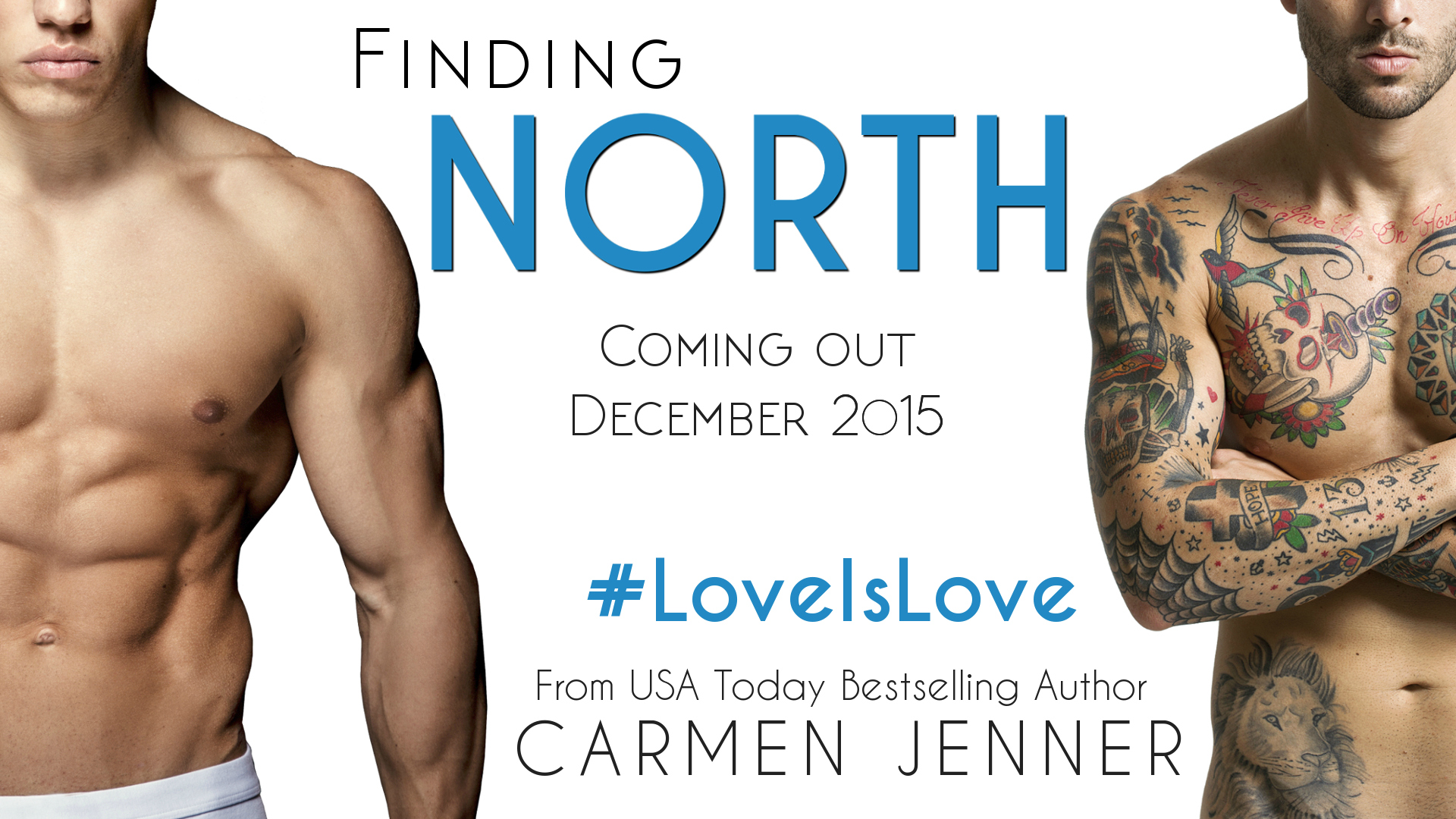 Finding North - LoveIsLove