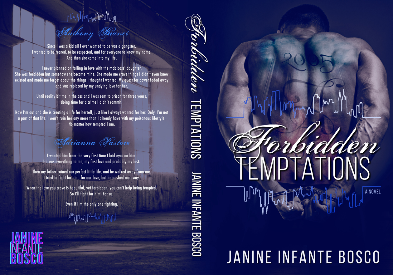 Forbidden Temptations Full Cover Jacket