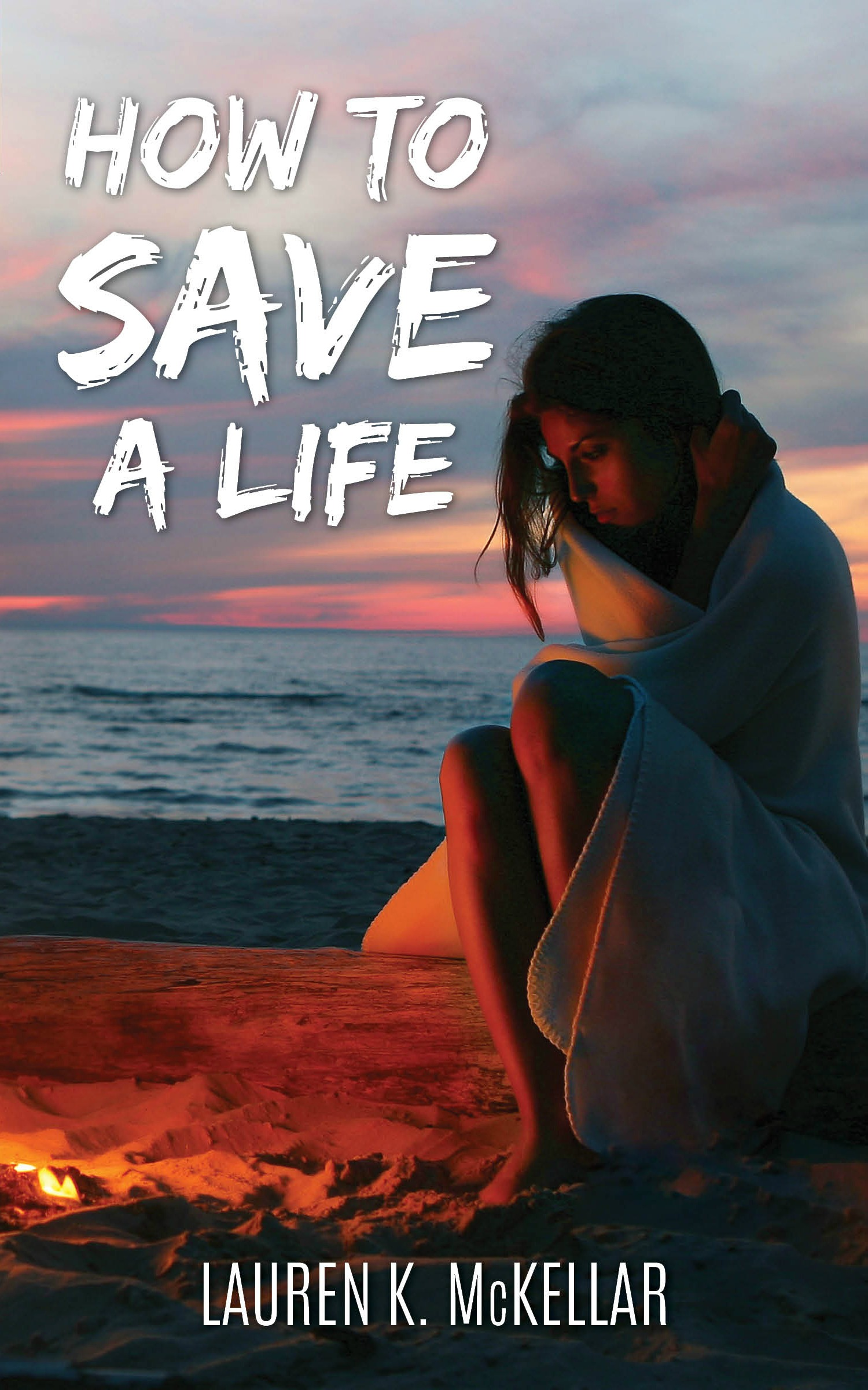 How to Save a Life Ebook Cover