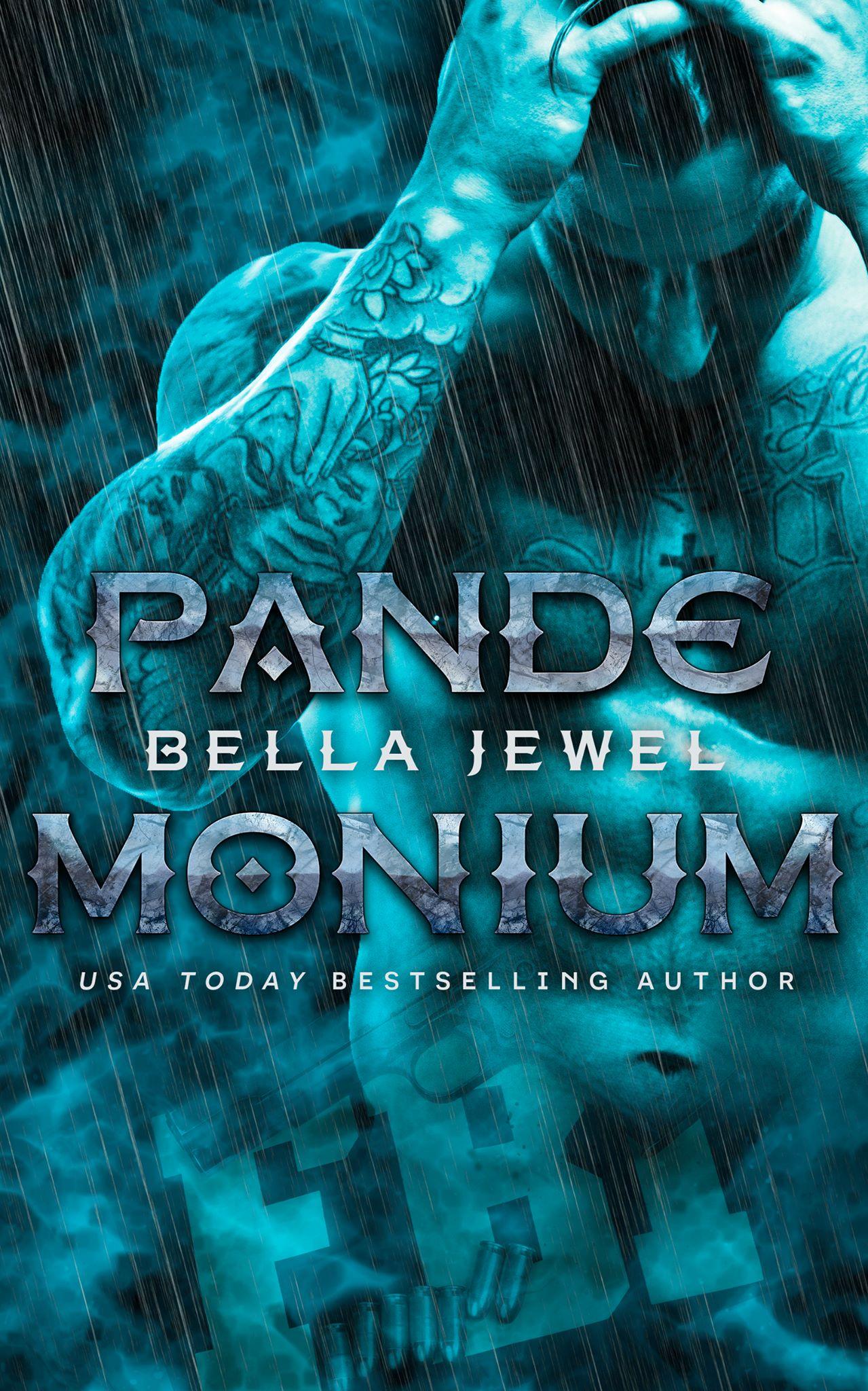 Pandemonium Ebook Cover