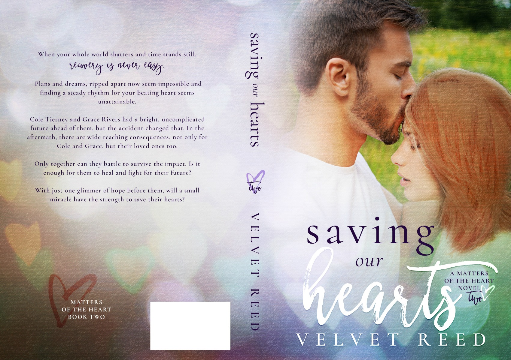 Saving Our Hearts Full Jacket