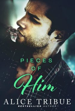 Cover Review: Pieces of Him by Alice Tribue