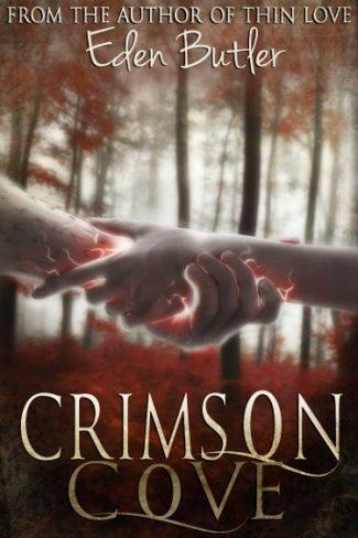 Cover Reveal: Crimson Cove by Eden Butler