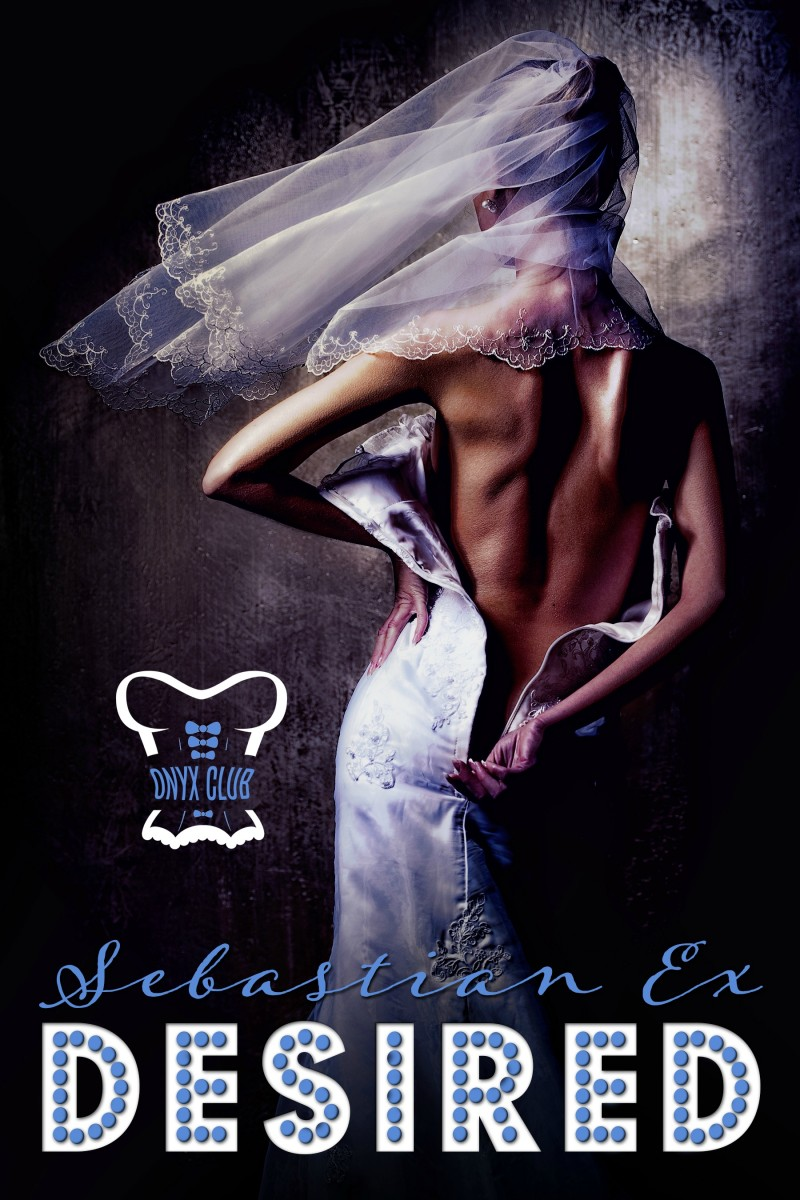 Desired Ebook Cover