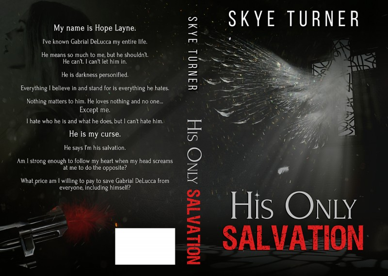 His Only Salvation Full Jacket