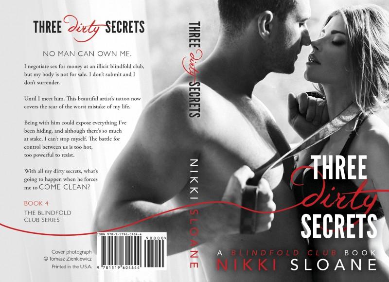Three Dirty Secrets Full Jacket