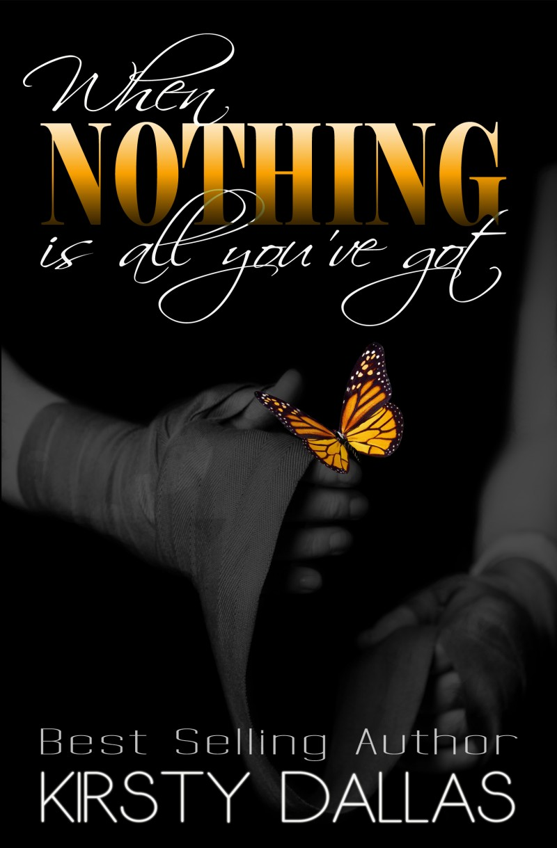 When Nothing Is All You've Got Ebook Cover