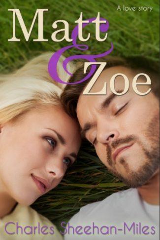 Cover Reveal: Matt & Zoe by Charles Sheehan-Miles