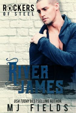Release Day Blitz + Giveaway: River James (The Rockers of Steel #3) by MJ Fields