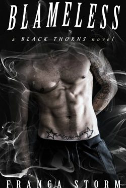 Release Day Blitz + Giveaway: Blameless (Black Thorns #3) by Franca Storm