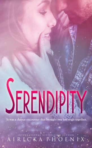 Cover Reveal: Serendipity by Airicka Phoenix