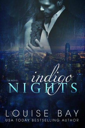Cover Reveal: Indigo Nights by Louise Bay