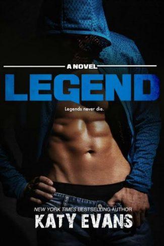 Excerpt Reveal: Legend (Real #6) by Katy Evans