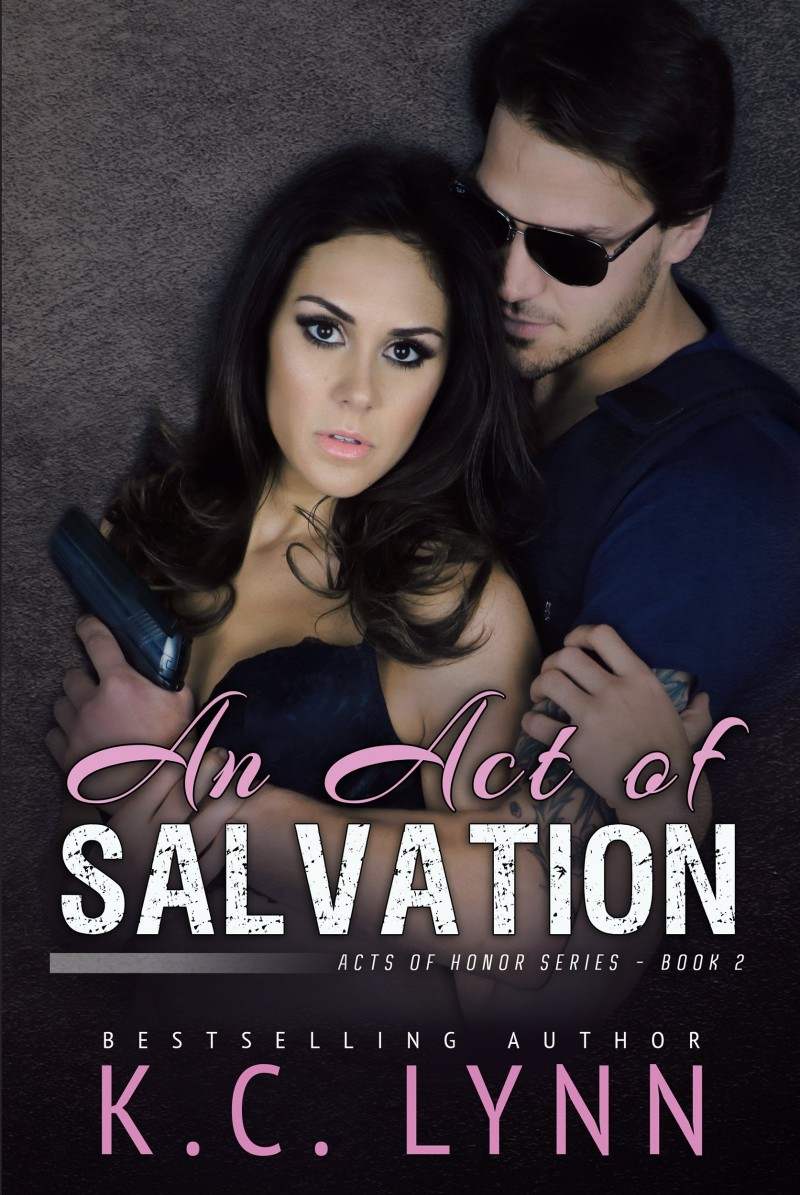 An Act of Salvation Front Cover