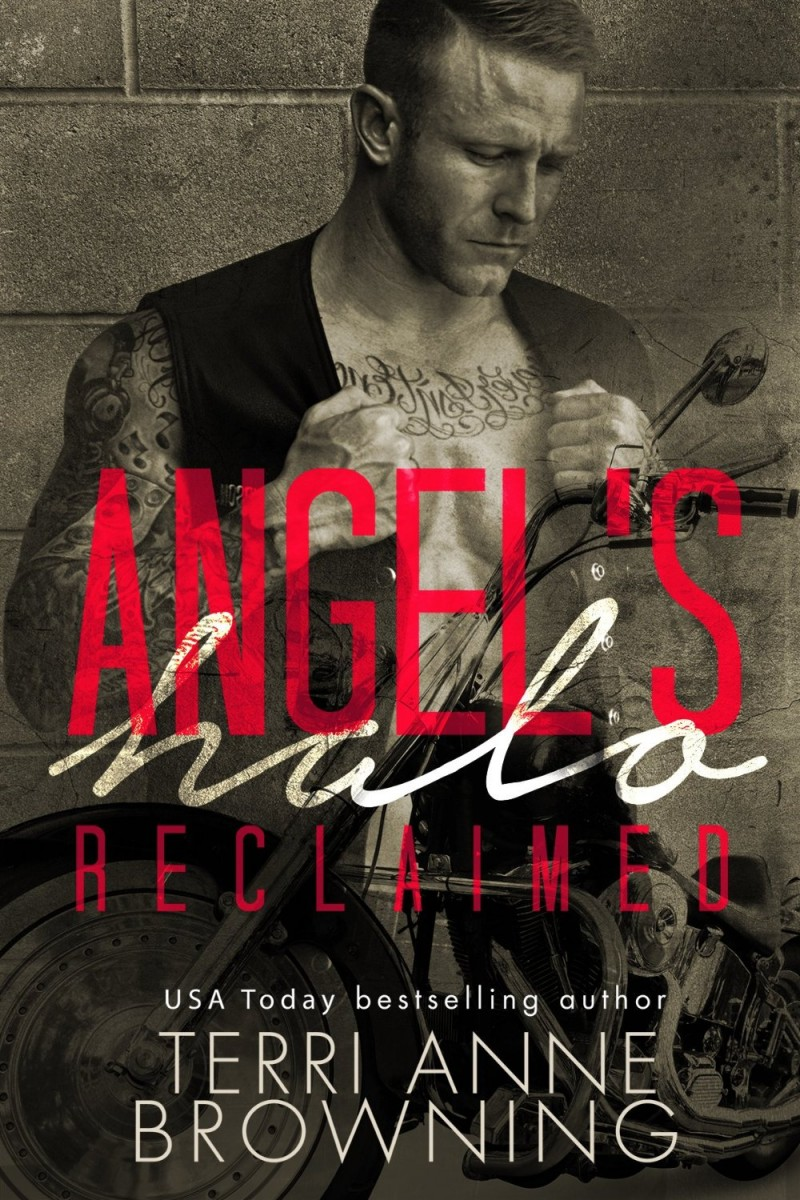 Angel's Halo - Reclaimed Ebook Cover