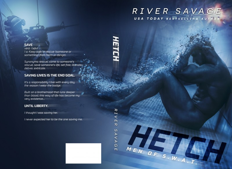 HETCH RIVER SAVAGE FULL JACKET