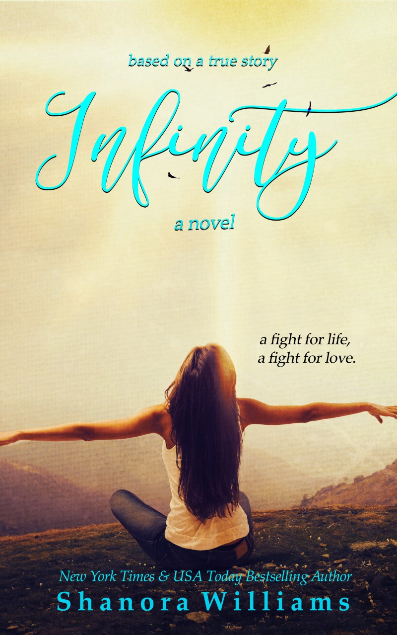 Infinity Front Ebook Cover