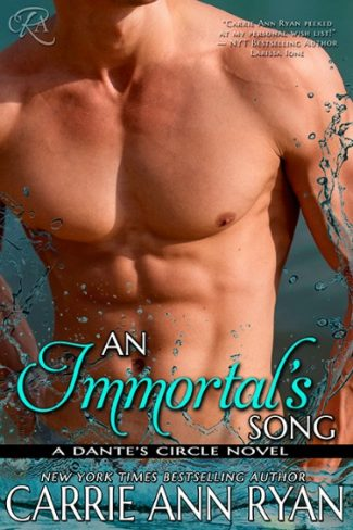 Cover Reveal: An Immortal's Song (Dante's Circle #6) by Carrie Ann Ryan