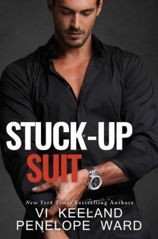 Cover Reveal: Stuck-Up Suit (Cocky Bastard #2) by Vi Keeland & Penelope Ward