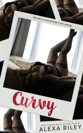 Cover Reveal: Curvy by Alexa Riley