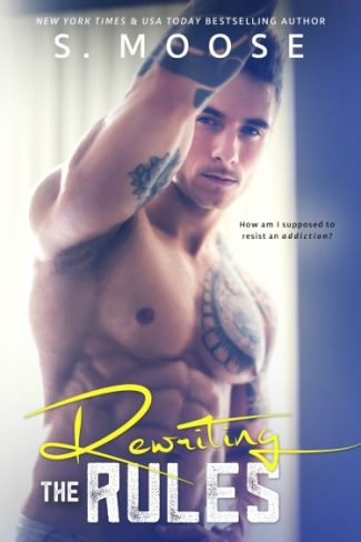 Cover Reveal: Rewriting the Rules by S Moose