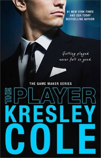 Cover Reveal: The Player (The Game Maker #3)  by Kresley Cole