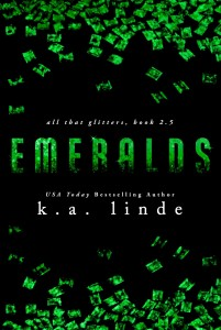 2.5 Emeralds Ebook Cover