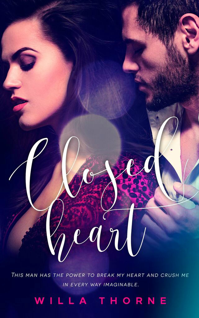 Closed Heart Ebook Cover