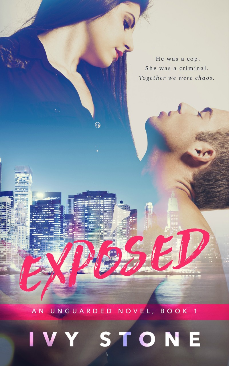 Exposed Ebook Cover