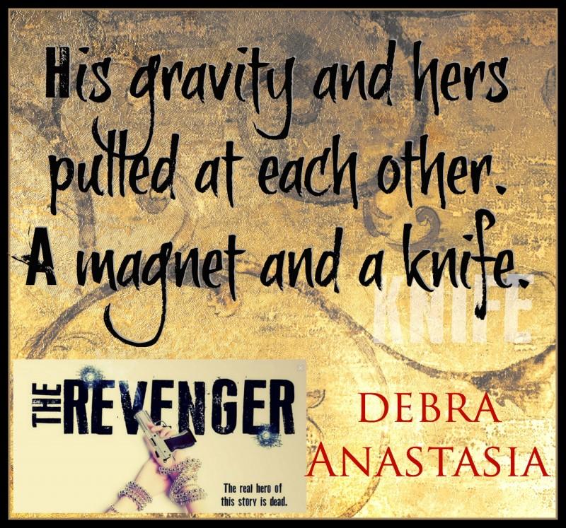 Revenger Teaser #4 Magnet and Knife