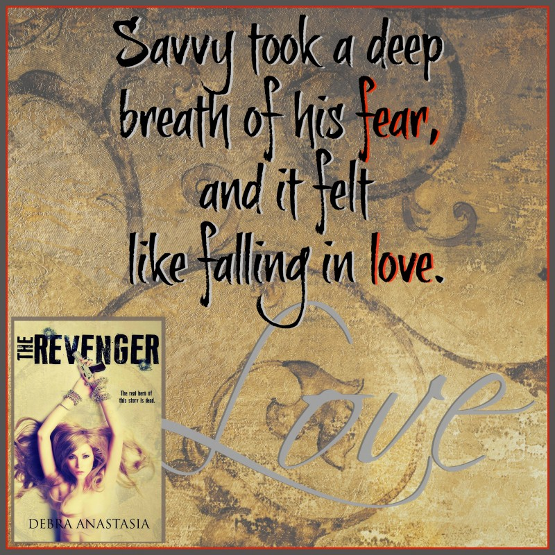 Revenger Teaser Love falling Cover C