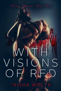 Visions of Red Ebook 1 Cover