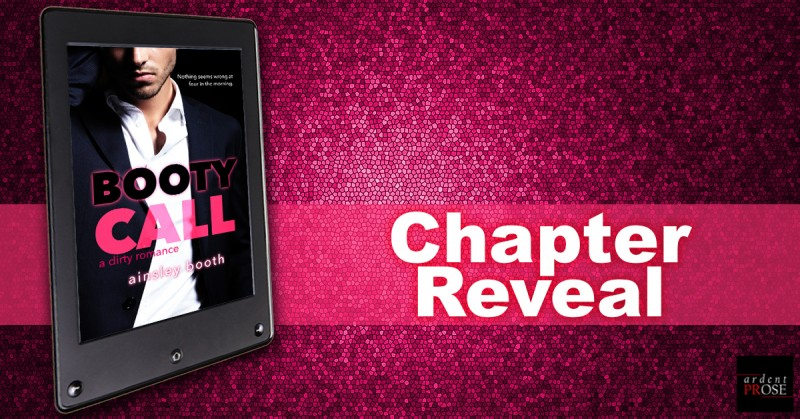 booty call - chapter reveal