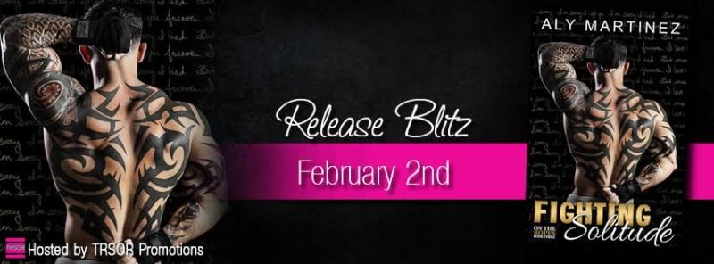 fighting solitude release blitz