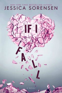 Cover Reveal: If I Fall by Jessica Sorensen