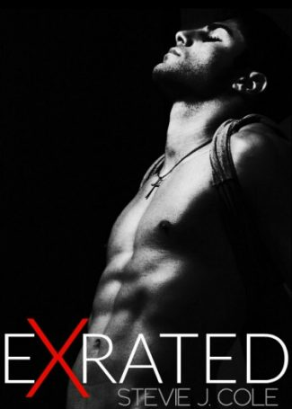 Cover Reveal: eXrated by Stevie J Cole