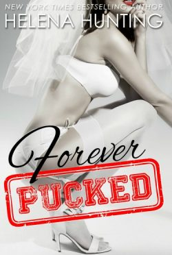 Cover Reveal: Forever Pucked (Pucked #4) by Helena Hunting