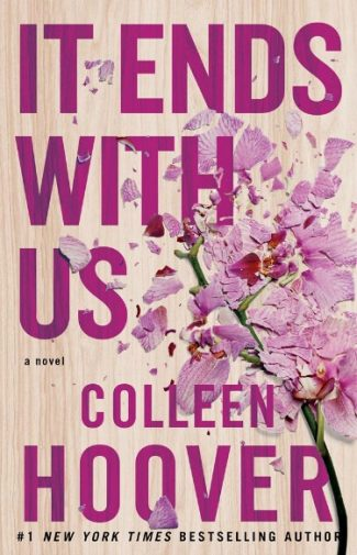 Cover Reveal: It Ends with Us by Colleen Hoover